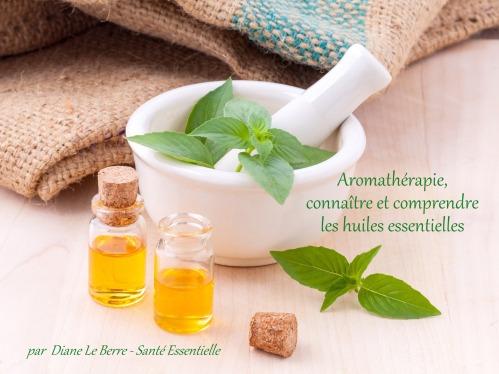 Aromathérapie - connaître et comprendre les huiles essentielles